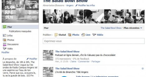 103 Fans © The Salad Bowl Show