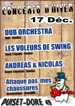Concerto d&#8217;hiver