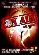 On Air 6 au Colise !