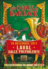 Les Ogres de Barback + La Casa
