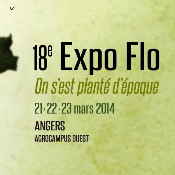 18ème édition de l'Expo Flo à l'Agrocampus Ouest