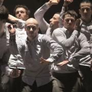 Leçon de danse hip-hop «debout»