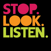#18 Stop, Look & Listen Your Heart