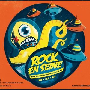 Live Report: Rock en Seine 2014