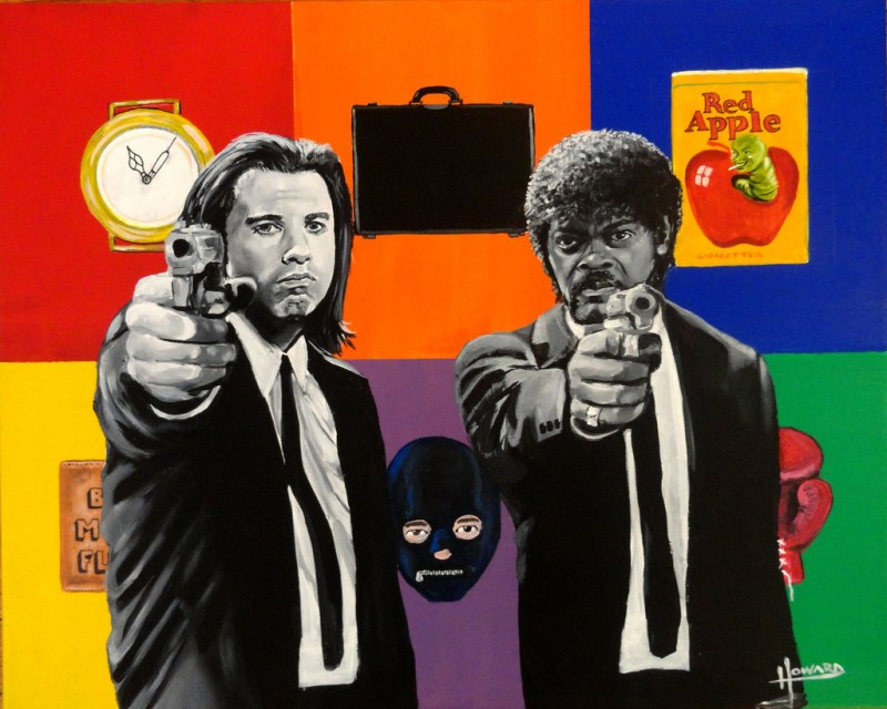 pulp_fiction___four_tales_of_violence_n_redemption_by_lee_howard_art-d5xqrlg