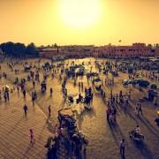 Escale au Maroc avec Kévin (1/5)