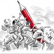 Les dessinateurs de presse ont la parole