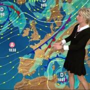 Ce soir, ce n'est pas Evelyne Dhéliat qui parle d'anticyclone