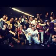 Rewind : Amala Dianor présente «Overflow» au micro