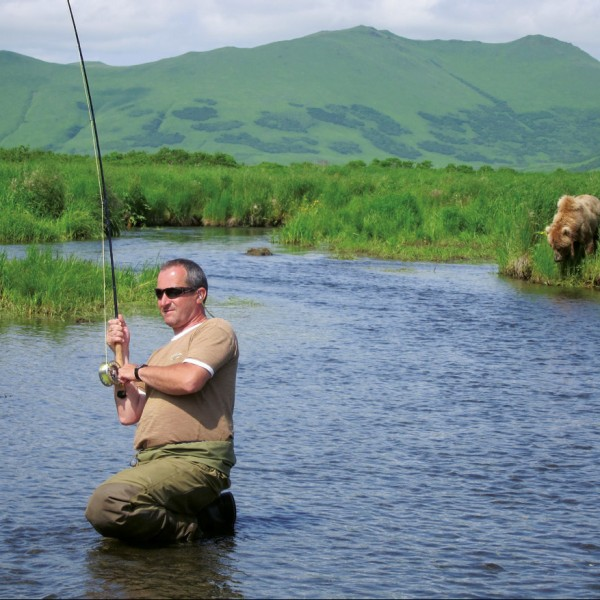 La pêche est à l'honneur !