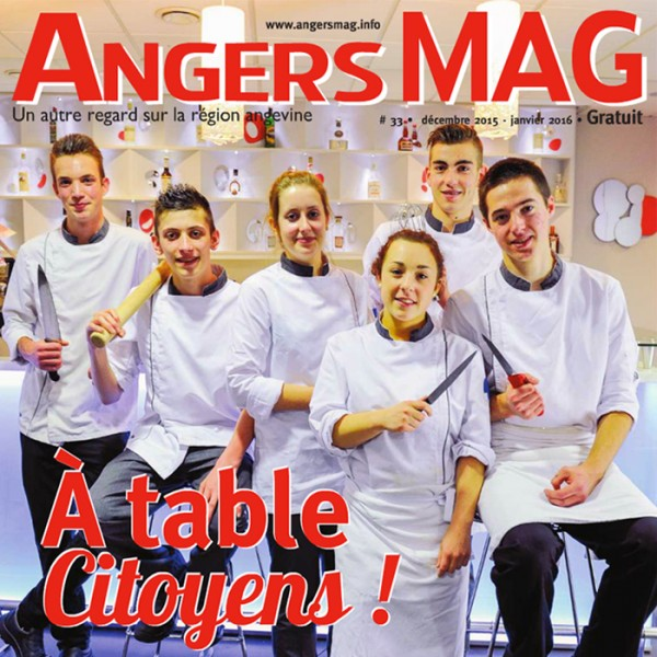 Spéciale Angers Mag