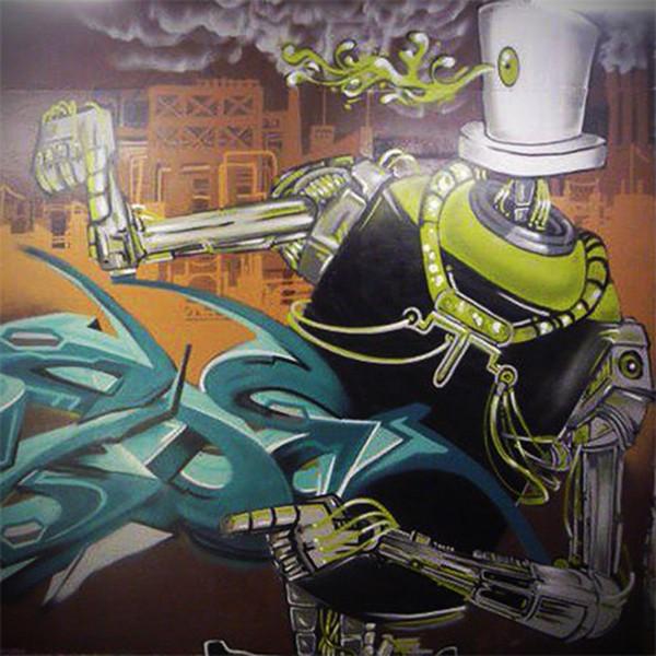 Street art et CAE artistique et culturelle