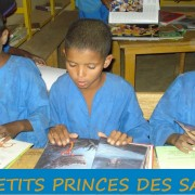 Amnesty International et Les Petits Princes des Sables