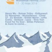Dans les nuages du Worldwide Festival !