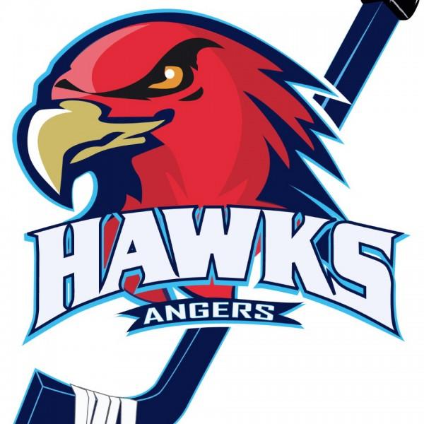 Les Hawks d'Angers éliminés