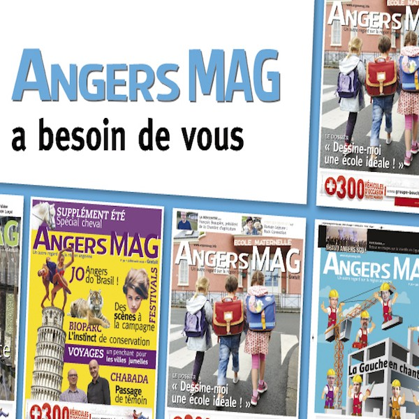 Angers Mag lance un crowdfunding