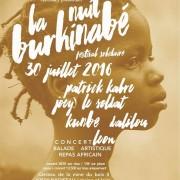 Dans La Nuit Burkinabé
