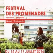 La Paperie organise le Festival des Promenades