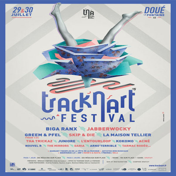 Track' N' Art Festival approche !