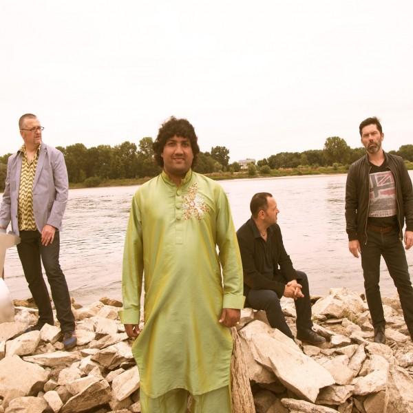 Markus & Shahzad Santoo Khan sont dans le coin