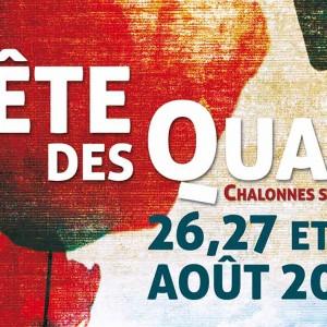 C'est la Fête (des Quais) à Chalonnes sur Loire !