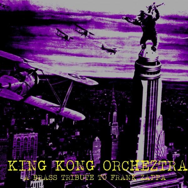 Frank Zappa renaît avec le King Kong Orcheztra !