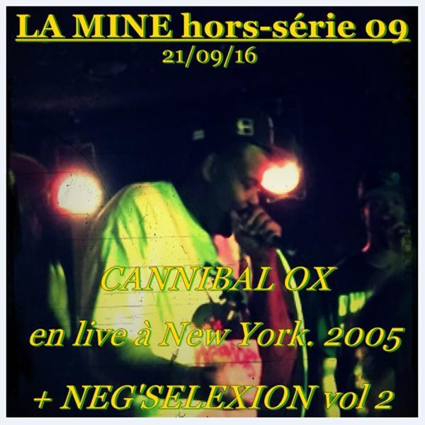 LA MINE hors-série 09