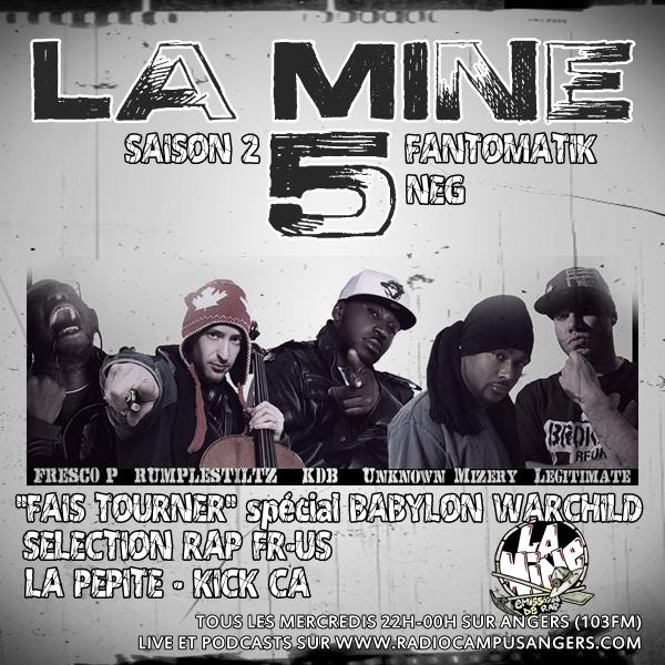 LA MINE S2-05
