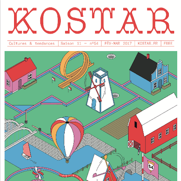 Zik et Puces, et Kostar n°54