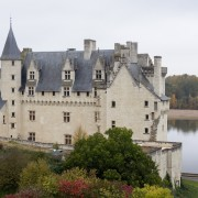 Château de Montsoreau, et Le Trois-Mâts