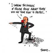 Quelles relations le régime Turc entretient-il avec ses minorités ?
