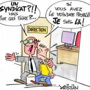 Que reste-t-il du syndicalisme en France ?
