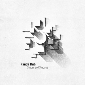Panda dub Shapes and shadows