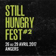 Still Hungry Fest #2, et La Journée Culottée