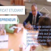 Remise des prix du Certificat Etudiant Entrepreneur de l'UCO