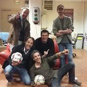 L'Afterwork a La Dalle Angevine !!