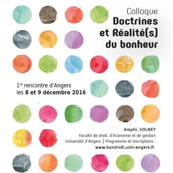 #01 « Doctrines et réalité(s) du bonheur »