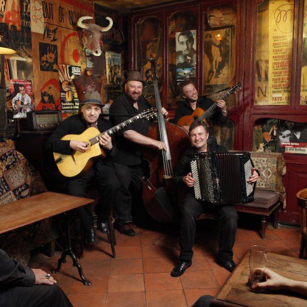 Rodolphe Raffalli, et Tango Fuego