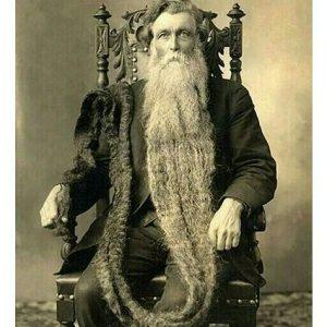 #19 La barbe