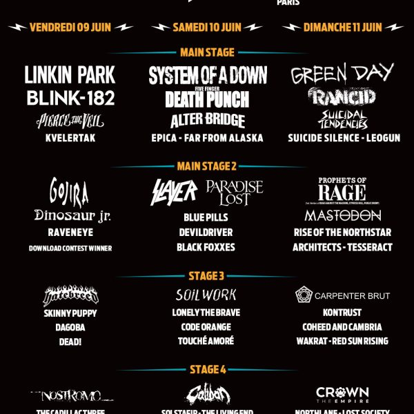 #41 Retour du Download Festival