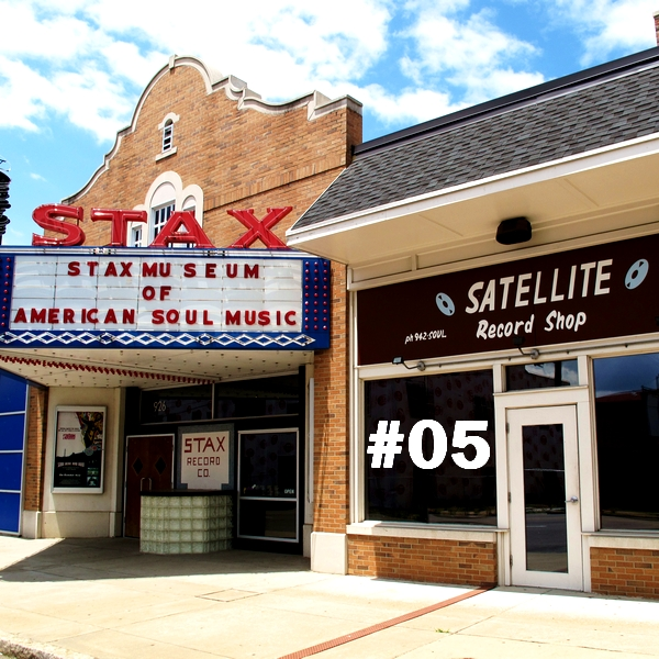 #05 Stax 60th Anniversary Part. 1