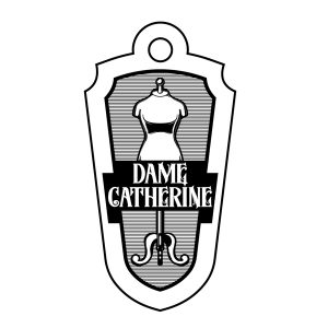 Dame Catherine, J'économise & Times New Roman