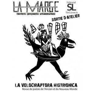 La Velociraptora Histriónica, Jardin des Plantes & journée du refus de la misère