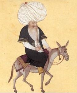 nasreddine soufisme