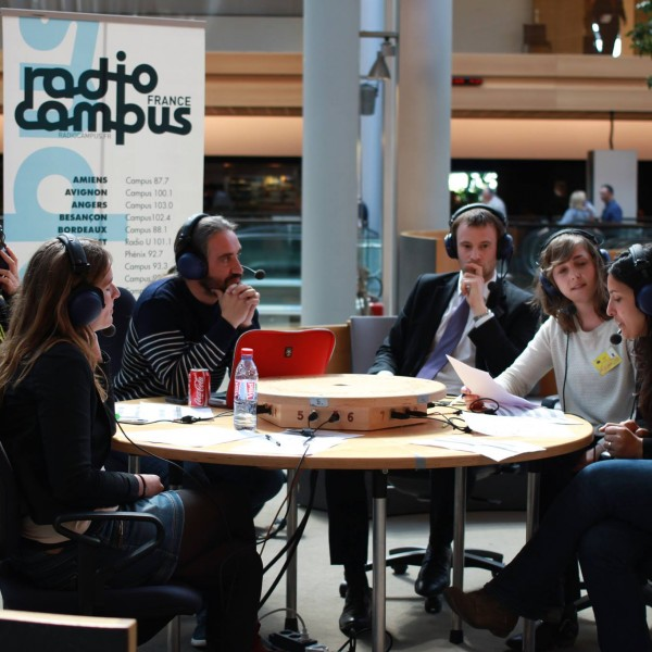 Radio Campus au Parlement #5