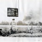 9 jours avant le Débarquement, à Angers