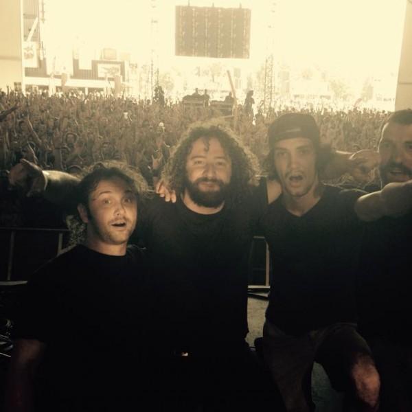 Hellfest 2015 : Emmanuel et Gredin de Hypno5e