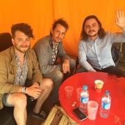 Interview de Flavien Berger au festival La Route du Rock 2015