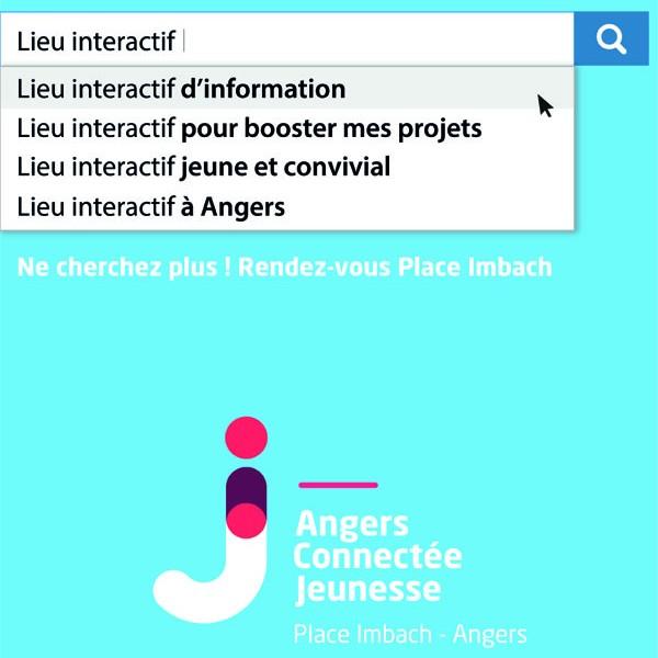Le J Angers Connecté Jeunesse