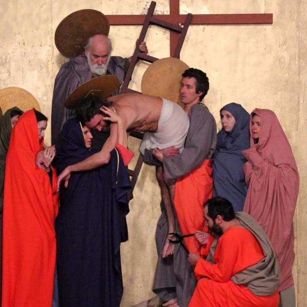 «Maestà», fin du chemin de croix